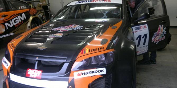 V8 Superstars-Test, Adria Raceway (I)