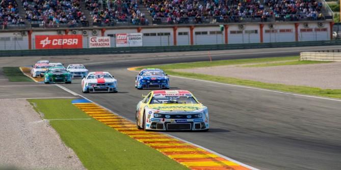 Nächste Station der NASCAR Euro Series:
