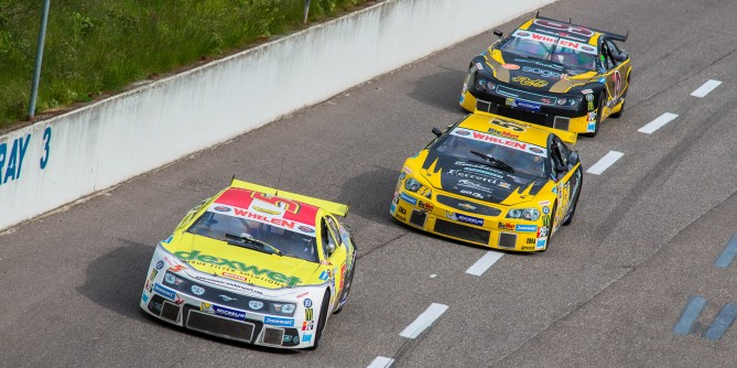 BRANDS HATCH, NASCAR-EURO-SERIES