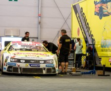 dexwet Ford Mustang in der Box in Tours