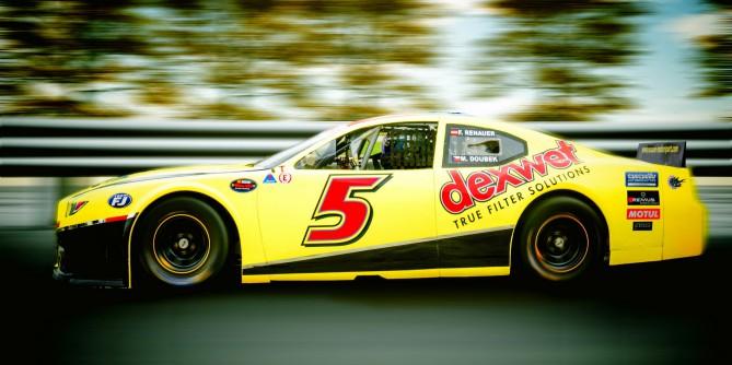 NASCAR-Euro-Auftakt für das dexwet Renauer Team