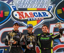 best NASCAR Junior drivers 2015
