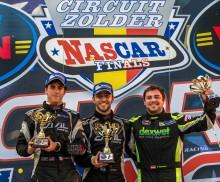 best NASCAR Junior drivers 2015