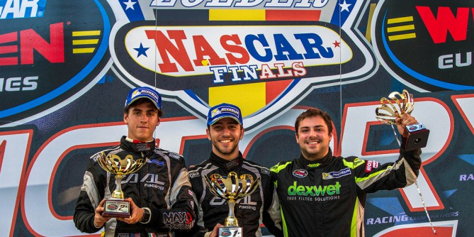 FLORIAN RENAUER – vom NASCAR Rennfahrer zum Fahrercoach!